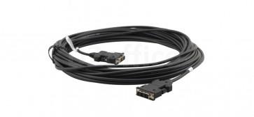 Кабель Kramer C-4FDM/4FDM-33 оптоволоконный для передачи сигнала DVI Single Link с EDID-эмулятором, длина 10.0 метров