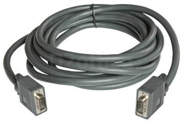 Кабель  Kramer Electronics C-HDGM/HDGM-130  VGA на VGA (Вилка - Вилка) высокого разрешения 39,7метра