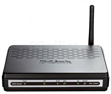 D-Link DSL-2600U/NRU/C4A