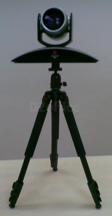 Polycom EagleEye HD mounting bracket tripod mount