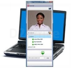 Polycom Telepresence M100 Desktop Conferencing Application for 5 users (includes maintenance)