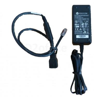 Polycom SoundStation IP5000 power supply kit [2200-43240-122]
