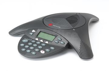 Polycom SoundStation2 с дисплеем