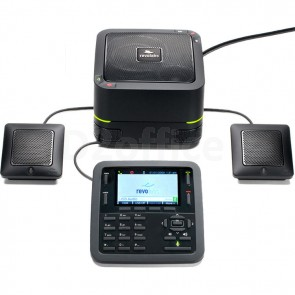 Revolabs FLX™ UC 1500 VoIP & USB Conference Phone with Extension Mics