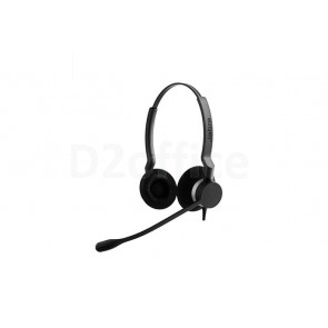 JABRA BIZ 2300 USB MICROSOFT LYNC DUO USB MS E-STD NC Hifi DSP PC Suite