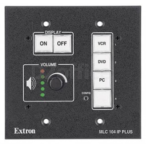 Extron MLC 104 IP Plus 60-818-03