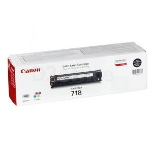 Canon 718 чёрный