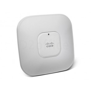 Cisco Aironet 3500 802.11a/g/n Ctrlr-based AP w/CleanAir Int Ant, R Reg Domain