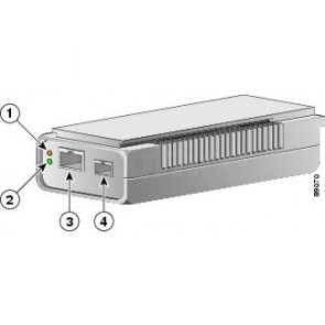 Cisco Aironet Power Injector Media Converter [AIR-PWRINJ-FIB]