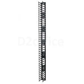 APC Vertical Cable Manager for NetShelter SX 750mm Wide 42U (Qty 2)