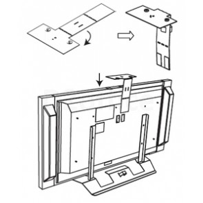 SX20 Bracket mounting for 2.5X PHDCAM
