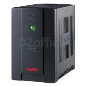 APC Back-UPS 1100VA, 230V, AVR, Schuko Sockets, CIS