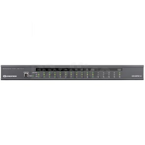 Crestron 16-Port Managed PoE Switch