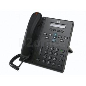 Cisco Unified IP Phone 6921 Charcoal Slimline Handset