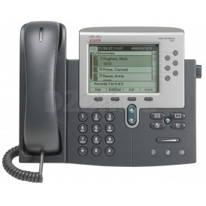 Cisco Unified IP Phone 7962G [CP-7962G]