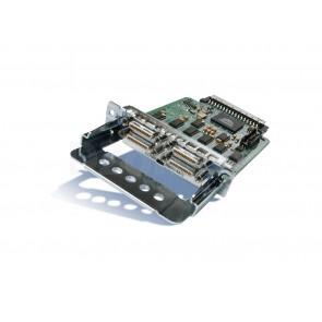 Cisco 4-Port Asynchronous/Synchronous High-Speed WAN Interface Card