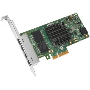 ThinkServer 1Gbps Ethernet I350-T4 Server Adapter by Intel