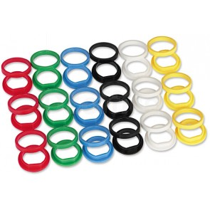 Extron Blue Color Ring, Qty. 100