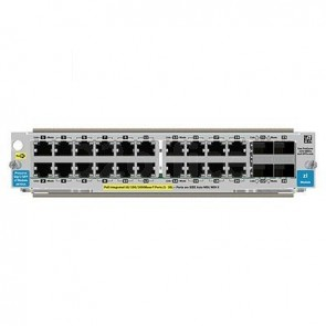 HP zl Module 20-port Gig-T / 4-port Mini-GBIC