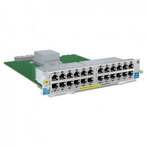 HP zl Module 24-port 10/100 PoE+