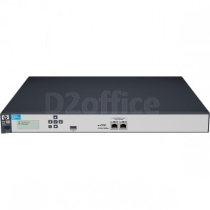 HP RF Manager Controller with 50-sensor license