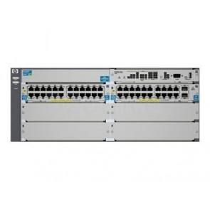 HP E5406-44G-PoE+/2XG v2 zl Swch w Pm SW