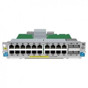 HP zl Module 20P GT PoE+ / 2P SFP+ v2