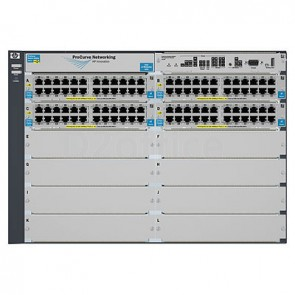 HP E5412-92G-PoE+/4G v2 zl Swch w Prm SW