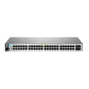 Управляемый коммутатор L2 Ethernet с фиксированным портом HP 2530-48G-PoE+