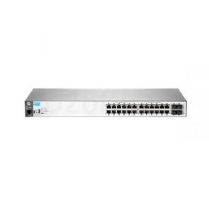 Управляемый коммутатор L2 Ethernet с фиксированным портом HP 2530-24G