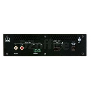 Crestron Media Presentation Audio Amplifier, 100 Volt
