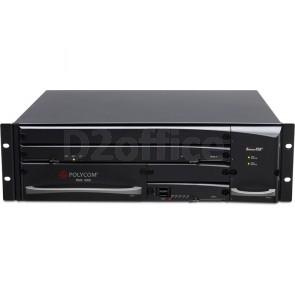 Polycom RMX 2000 5HD/20CIF equipped with MPM/MPM+ upgrade to RMX 2000 10HD