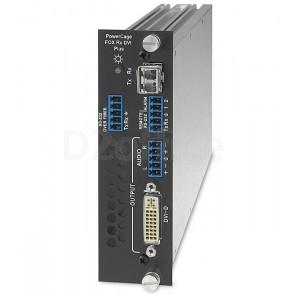 Extron PowerCage FOX Rx DVI Plus MM