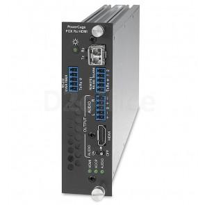 Extron PowerCage FOX Rx HDMI SM