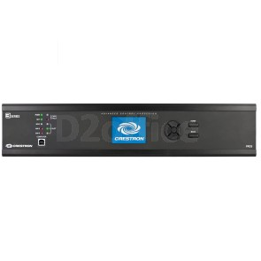 Передняя панель Crestron 3-Series Control System®