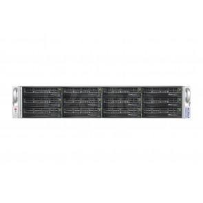 NETGEAR ReadyNAS 4200 в стойку на 12 SATA дисков с резервным блоком питания и возможностью установки 10Гбит/с модуля (6 дисков по 2TБ)
