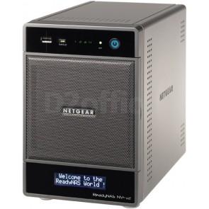 NETGEAR ReadyNAS Ultra 4 Plus на 4 SATA диска (без дисков)