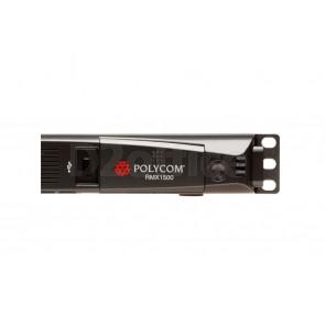 Polycom RMX 1500 Base System, loaded with 10 SD, 15 CIF