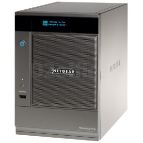 NETGEAR ReadyNAS Ultra 6 Plus на 6 SATA дисков (без дисков)