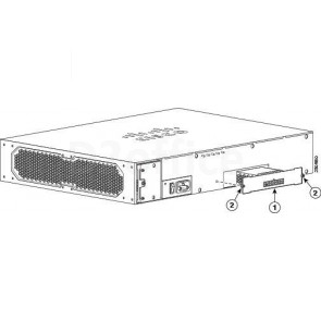 Cisco 2911 RPS Adapter for use with External RPS
