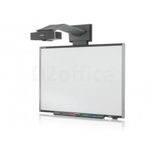 SMART Board 685, проектор UF65w, расширенная панель управления (ЕСР) и крепление (комплект)