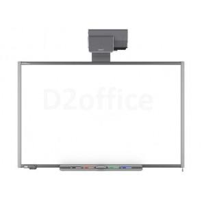 SMART Board 685 ,проектор UF75w, расширенная панель управления ЕСР и крепления (комплект)