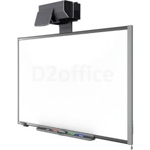SMART Board 690, проектор UF75w, крепление, расширенная панель управления и набор для выравнивания (комплект)