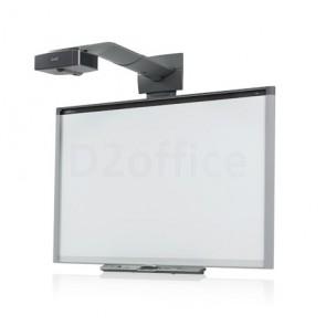 SMART Board X885, проектор UF65w, крепление, расширенная панель управления (ЕСР) (комплект)
