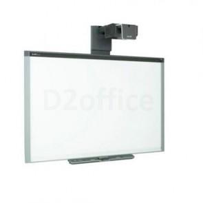 SMART Board X885, проектор UF75w, расширенная панель управления ЕСР и крепление (комплект)