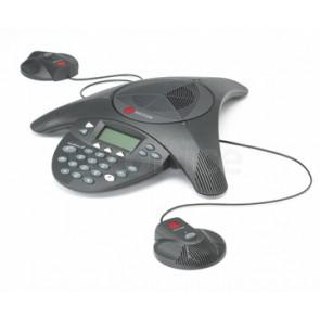 Polycom SoundStation2 расширяемый с LCD
