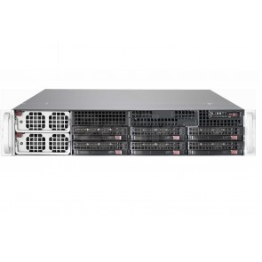 Supermicro SERVER SYS-8027R-7RFT+