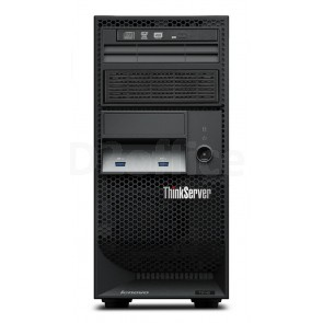 ThinkServer TS140 E3-1225v3 1x4Gb no HDD Slim DVD-RW 1x280W no OS 1/1 on site