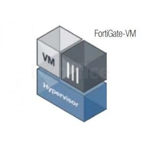FortiGate VM Virtual Appliances