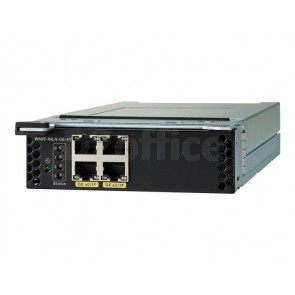 Cisco 4 port GE copper inline card